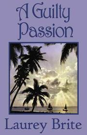 Cover of: A Guilty Passion