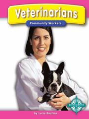 Cover of: Veterinarians