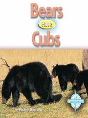 Cover of: Bears Have Cubs