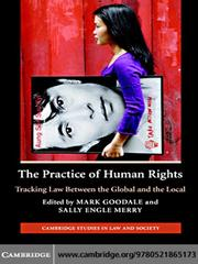 Cover of: The Practice of Human Rights