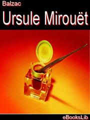 Cover of: Ursule Mirouet
