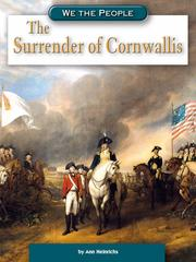 Cover of: The Surrender of Cornwallis