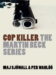 Cover of: Cop Killer