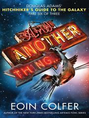 Cover of: And Another Thing...
