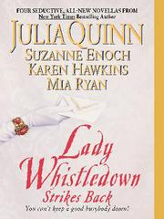 Cover of: Lady Whistledown Strikes Back