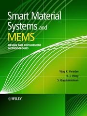 Cover of: Smart Material Systems and MEMS