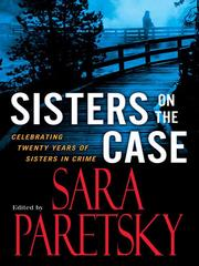 Cover of: Sisters On the Case