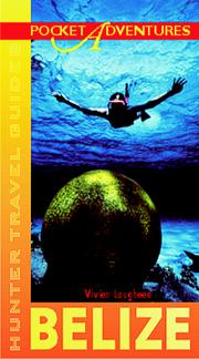 Cover of: Belize Pocket Adventures