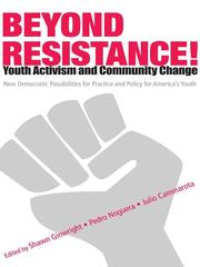 Cover of: Beyond Resistance! Youth Activism and Community Change