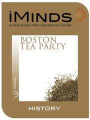 Cover of: Boston Tea Party