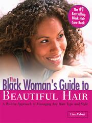 Cover of: Black Woman's Guide to Beautiful Hair