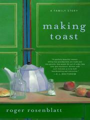 Cover of: Making Toast