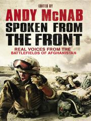Cover of: Spoken from the Front