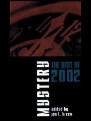Cover of: Mystery: The Best of 2002