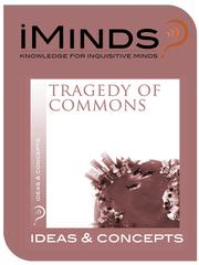 Cover of: Tragedy of the Commons