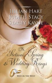 Cover of: Stetsons, Spring And Wedding Rings