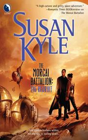 Cover of: The Morcai Battalion: The Recruit