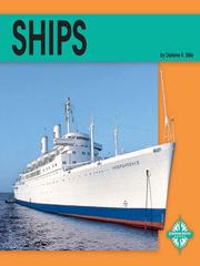 Cover of: Ships