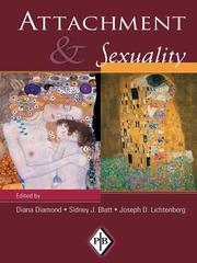 Cover of: Attachment and Sexuality