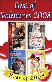 Cover of: Best of Valentines 2008