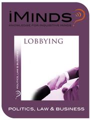 Cover of: Lobbying