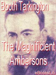 Cover of: The Magnificient Ambersons