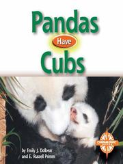 Cover of: Pandas Have Cubs