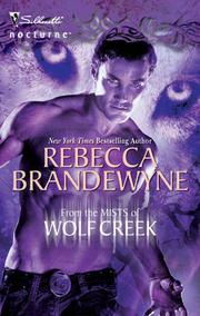 Cover of: From the Mists of Wolf Creek