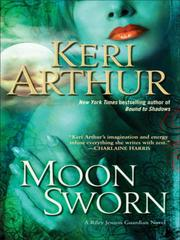 Cover of: Moon Sworn