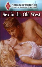 Cover of: Sex in the Old West