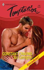 Cover of: Constant Craving