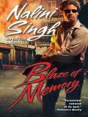 Cover of: Blaze of Memory