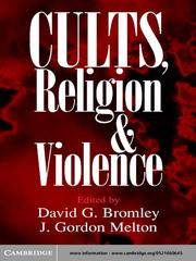 Cover of: Cults, Religion & Violence
