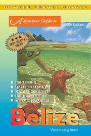 Cover of: Belize Adventure Guide