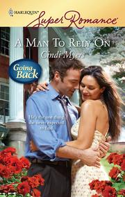 Cover of: A Man to Rely On