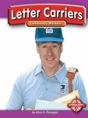 Cover of: Letter Carriers