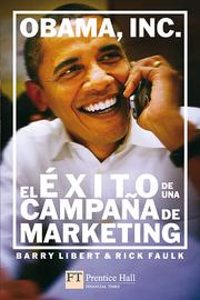 Cover of: OBAMA, INC