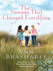 Cover of: The Summer That Changed Everything