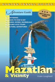 Cover of: Mazatlan & Vicinity Adventure Guide