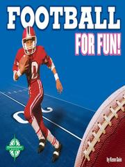 Cover of: Football for Fun!