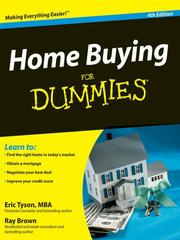Cover of: Home Buying For Dummies®