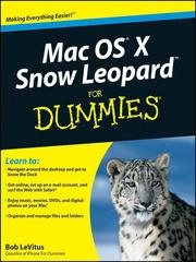 Cover of: Mac OS X Snow Leopard For Dummies