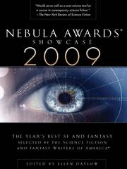 Cover of: Nebula Awards Showcase 2009