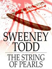 Cover of: Sweeney Todd
