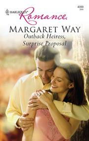 Cover of: Outback Heiress, Surprise Proposal