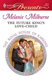 Cover of: The Future King's Love-Child