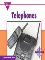 Cover of: Telephones