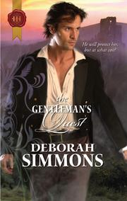 Cover of: The Gentleman's Quest