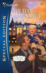 Cover of: The Texas Billionaire's Baby