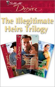 Cover of: The Illegitimate Heirs Trilogy